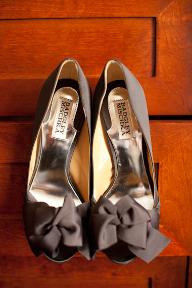 Sendy's Badgley Mischka Heels