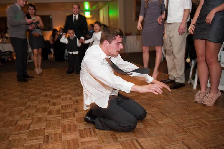 Bryan Dancing